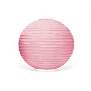 Lampion-pastel-roze-medium