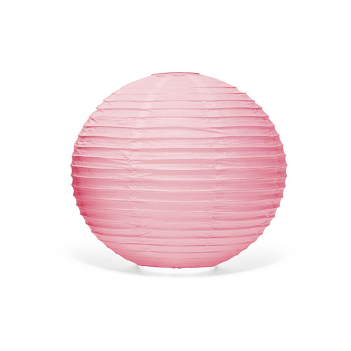 Lampion-pastel-roze-medium