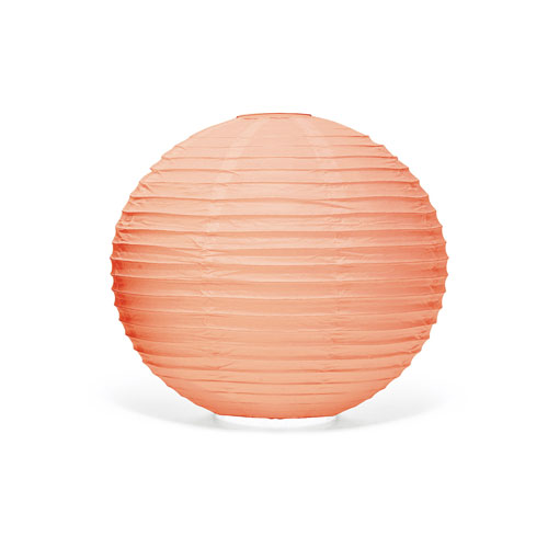 Lampion-peach-medium