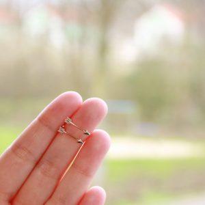 oorbel-arrow-roségoud