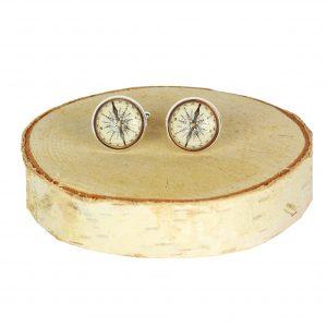 manchetknopen-kompas