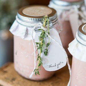 Mason Jars en glas