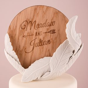 cake-topper-porselein-arrow