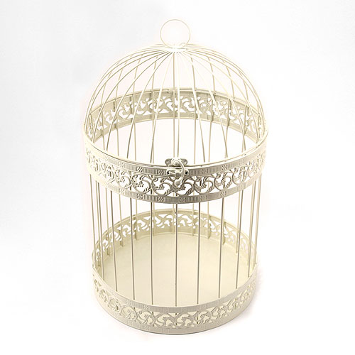 vogelkooi-wit-gepersonaliseerd