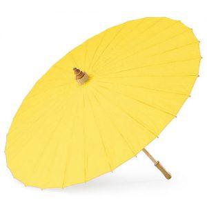 parasol-geel
