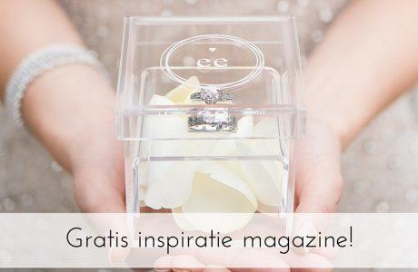 Ons nieuwe gratis inspiratie magazine is uit!