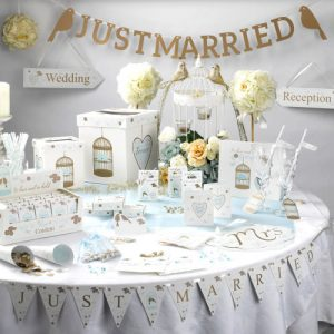 just-married-slinger-vintage-gold