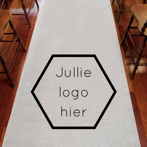 loper-met-eigen-logo