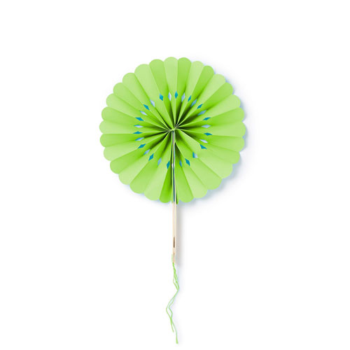 paper-fan-small-groen