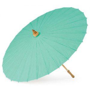 parasol-zeegroen