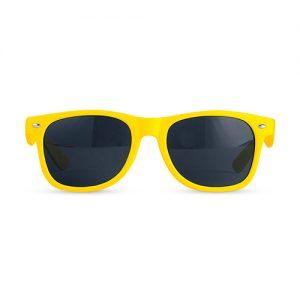 zonnebril-geel