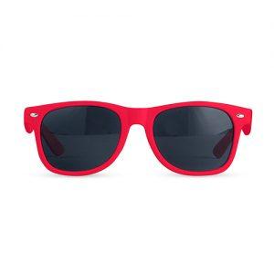zonnebril-rood