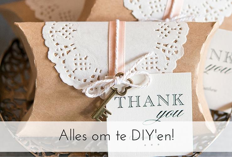 DIY-bruiloft