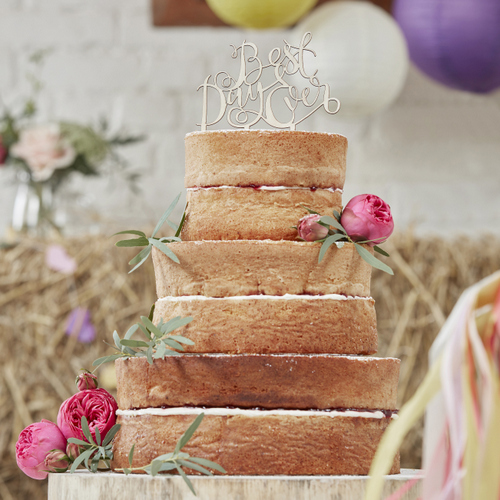 cake-topper-best-day-ever-boho