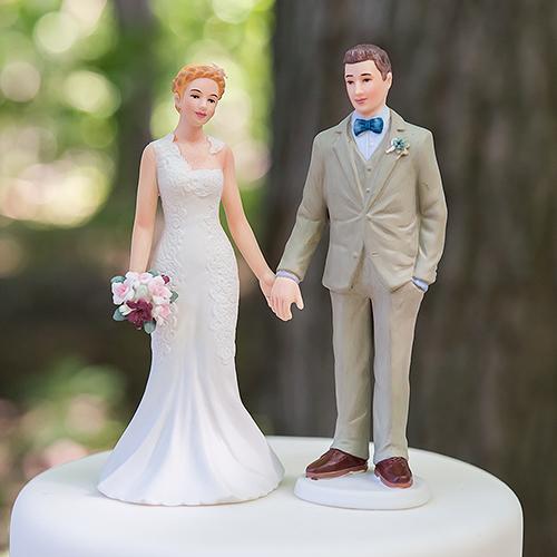 cake-topper-woodland-bruidspaar