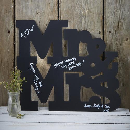 gastenboek-mr&mrs-krijt