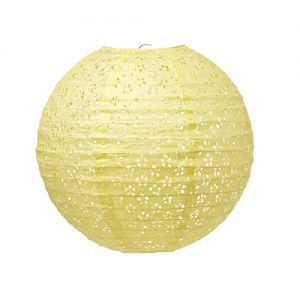 lampion-vintage-geel-extra-small