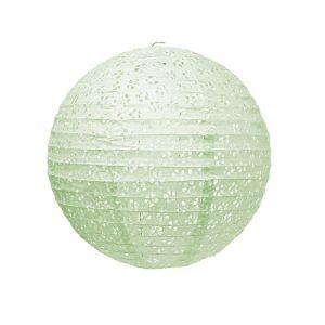 lampion-vintage-lichtgroen-extra-small