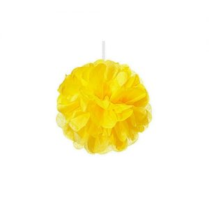 pompom-geel-mini