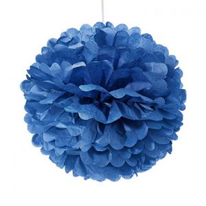 pompom-medium-royal-blue