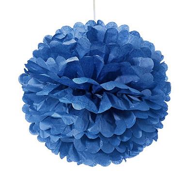 pompom-medium-royal-blue