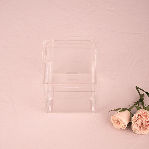 acryl-ringdoosje-blanco