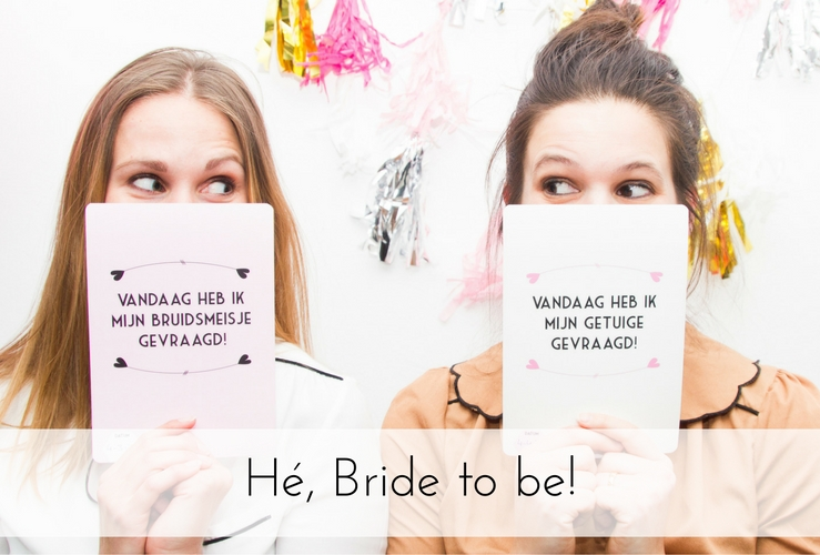 Hé, Bride to be!