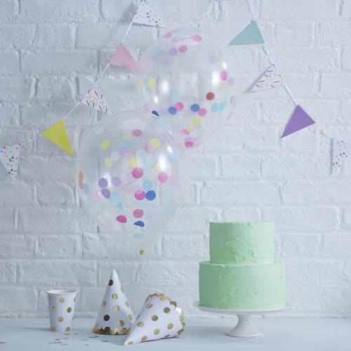 confetti-ballonnen-pick-mix