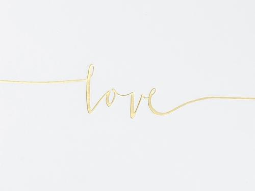 gastenboek-wit-gold-love