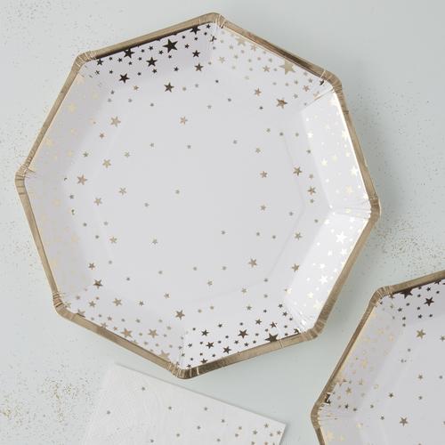 papieren-bordjes-gouden-sterretjes