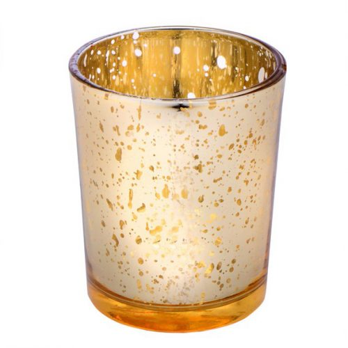 waxinelichthouder-goud