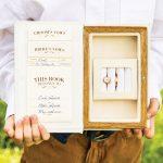 'A promise made' vintage ringenboek