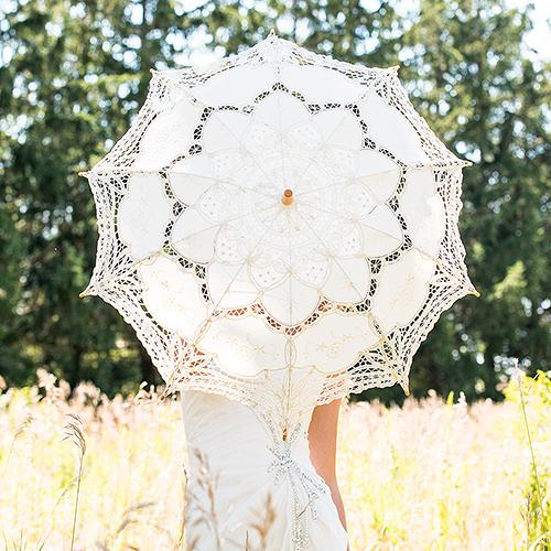 Paraplu's en parasols