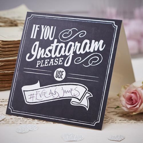"""Kaartjes """"Instagram"""" (5ST)"""