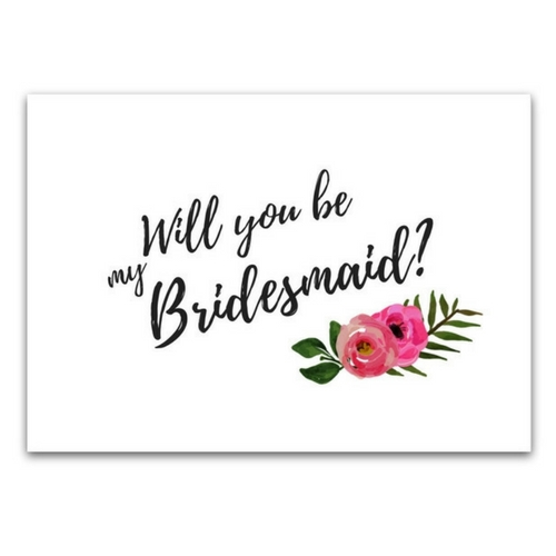 will-you-be-my-bridesmaid-ansichtkaart