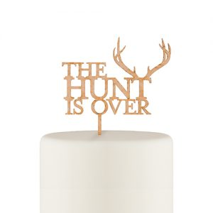 the-hunt-is-over-cake-topper-hout