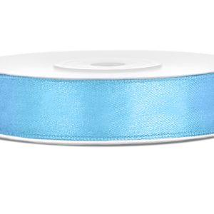 Satijnlint 12mm licht blauw
