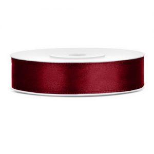 bruiloft-decoratie-satijnlint-12mm-donker-rood