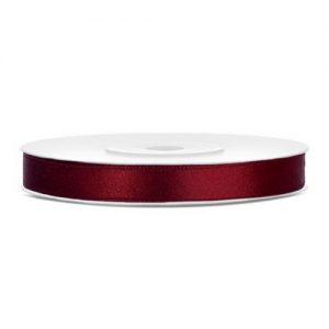 bruiloft-decoratie-satijnlint-6mm-donker-rood