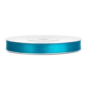 bruiloft-decoratie-satijnlint-6mm-turquoise