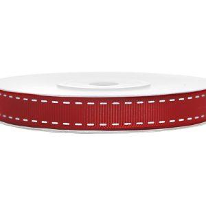 Luxe satijnlint 15mm rood