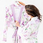 kimono-paars