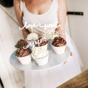 Cupcake vormpjes
