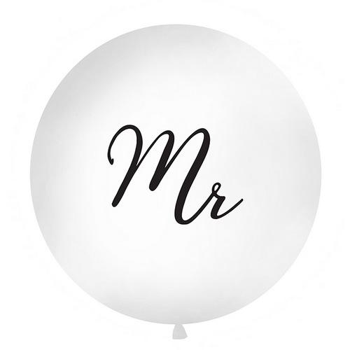 Mega ballon 'Mr' boho