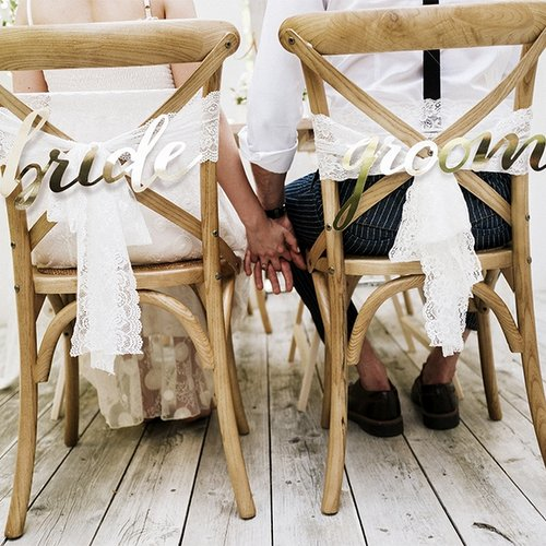 chairsigns-bride-groom-goud