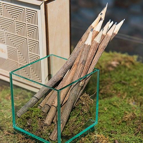 houten-potloden