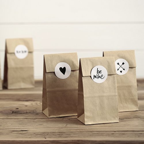 kraft-bags-be-mine