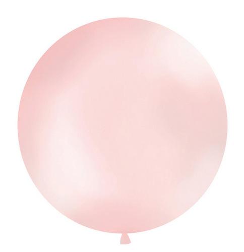 mega-ballon-oud-roze