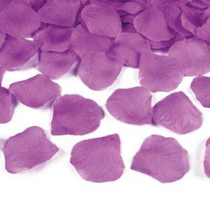 rozenblaadjes-paars