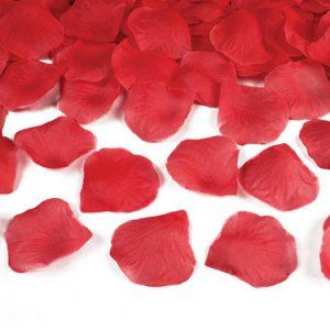 rozenblaadjes-rood